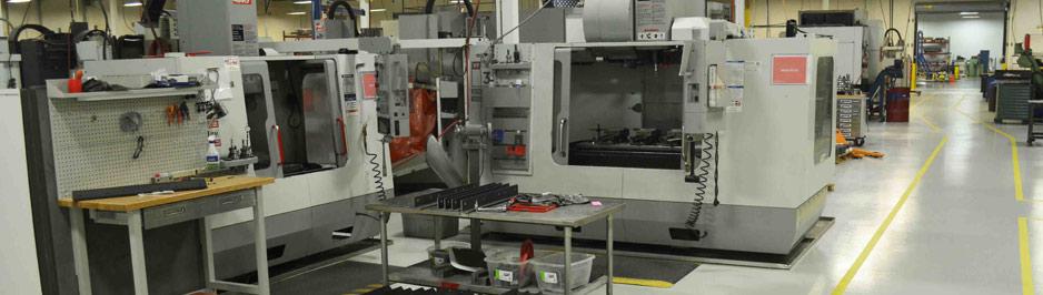 Services Precision CNC-Machining